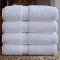 Cotton White Hospital Towel