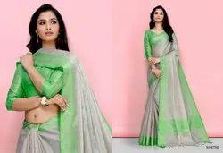 Aura Saree Sharvi Chanderi Cotton Sarees Collection