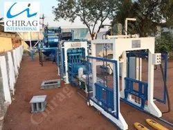 Chirag Semi Automatic Block Making Machine