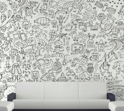 PVC Vinyl Wall Decal