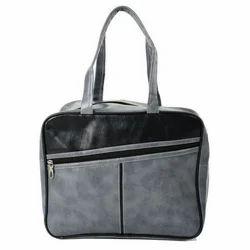Rexine Travel Handle Bag, Size/Dimension: 39 X 30 X 22 Cm