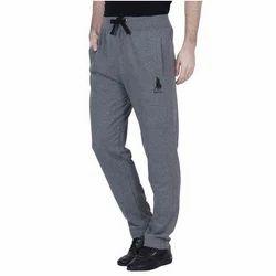 Mens Grey Track Pant