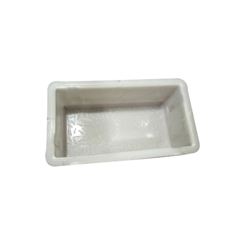 Plastic Rectangular Brick Mould