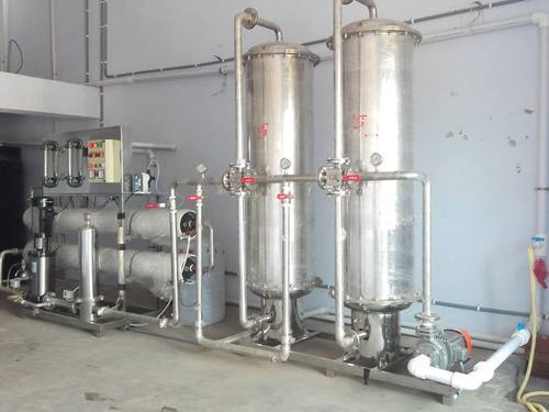 Mineral Water Bottling Machine and RO Plants Manufacturer