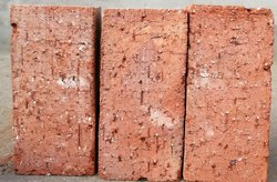 Red Designer Bricks
