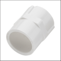 White UPVC Reducer Couplers