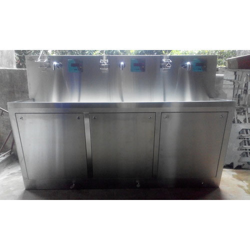 Cmp Metal 3 Bay Stainless Steel Scrub Sink Rs 105000 Piece Id