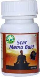Star Memo Gold Capsules