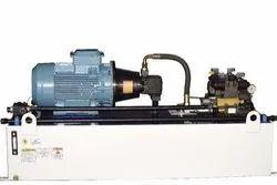 Hydraulic Powerpack for Shearing Machine