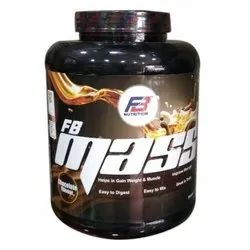 FB Nutrition Mass Gainer, Packaging Size: 3 Kg, Packaging Type: Container