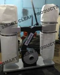 MS Three Phase Dust Collection System