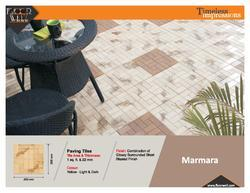 Marmara Concrete Floor Paving Tiles