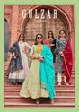 Kajal Style Gulzar Vol 3 Designer Kurti Palazzo Sharara With Dupatta