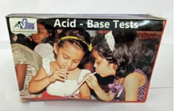 Boys And Girls Acid Base Tests For Kids