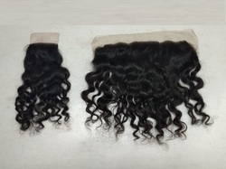 Closure And Frontal Curly Hair