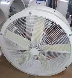 200 W Casing Tube Axial Fans