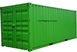 Overseas Shipping Container