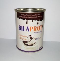 Bilaprot Chocolate Protein Powder, Orion, Packaging Type: Tin Container