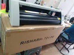 Rishabh Cutting Plotter