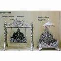 White Metal Decorative Jhoola