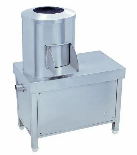 Commercial Potato Peeling Machine
