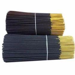 Black Raw Aggarbatti Stick ( Jigget Made )