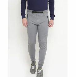 Proline Colours Men Mid Grey Marl Jogger