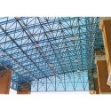 Arch Type Space Frame Structure