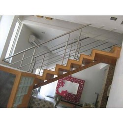 House Steel Staircase Railing