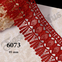 Bridal Floral Polyester GPO Lace