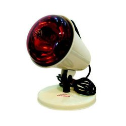 Floor Standing Round IR Or UV Lamp, IP Rating: IP55, 220V