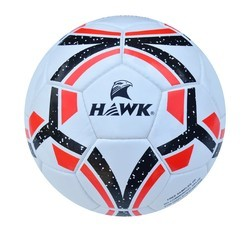 PU Hawk Platinum Soccer Ball