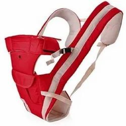 Red 4 in 1 Cute Baby Carrier