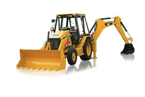 CAT Backhoe Loader - 424B