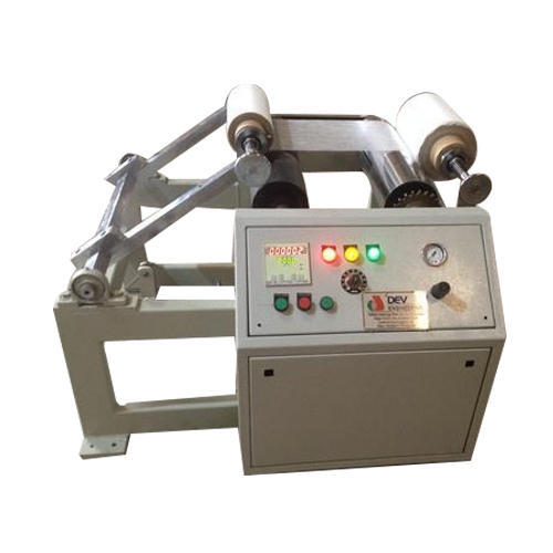 Cling Film Rewinding Machine Manufacturer From Ahmedabad