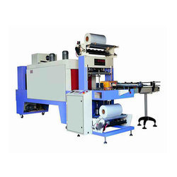 Automatic Web Sealer and Shrink Machine