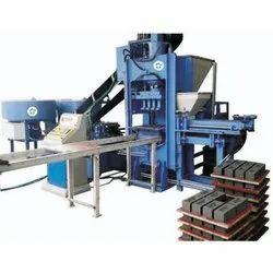 PMA-6 Automatic Fly Ash Brick Making Machine