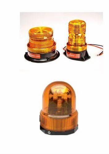 Forklift Led Flasher Strobe Light