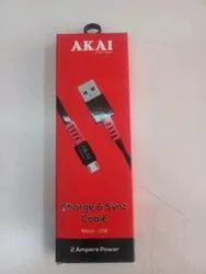 Akai charger cable
