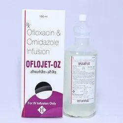 Ofloxacin & Ornidazole Infusion 100ml
