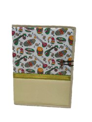 ATC Elastic JUTE CONFERENCE FOLDER, For Office, Paper Size: A-4