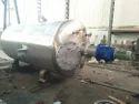 Liquid Reaction Stainless Steel Pressure Vessel