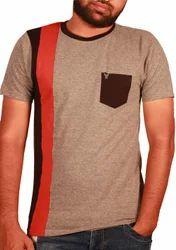 Half Sleeves Casual Wear Bio-Wash