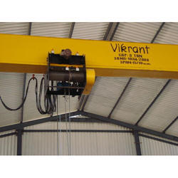 Box Girder EOT Cranes