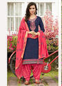 Punjabi Style Cotton Patiala Suits Collection