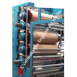 Five Bowl Automatic Calendering Machine, Power: 30-35 kW