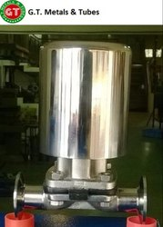 Stainless Steel Pneumatic Diaphragm Valves