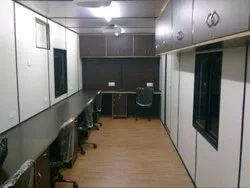 Prefabricated Bunk House Offices