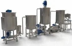 Mayonnaise Processing Plant ( Upto 25% Govt Subsidy)
