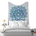 Indian Elephant Hippie Wall Hanging Tapestry